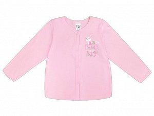 Кофточка для девочки Crockid К 300450 нежно-розовый