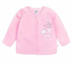 Кофточка для девочки Crockid К 3971 розовое облако2