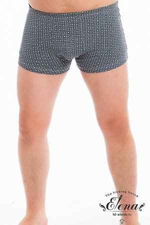 Трусы-боди Мужские трусы-боди выполнены из хлопковой ткани с добавлением лайкры. Модель обтягивающая, но не сковывающая движений. Пояс на резинке. Размерный ряд: 44-62. Состав Хлопок 95% Лайкра 5% Арт