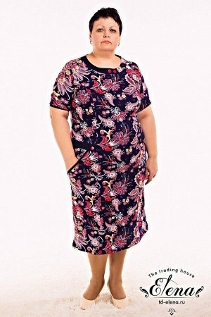Платье (х/б)