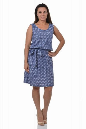 Платье Rhiannon Цвет: Синий. Производитель: АстраИвТекс