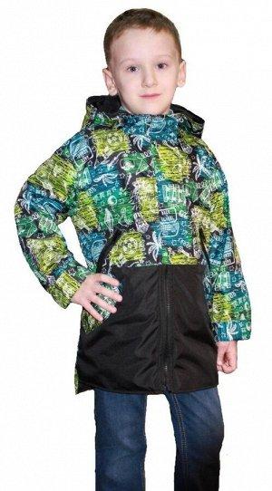 Куртка для мальчик на флисе
