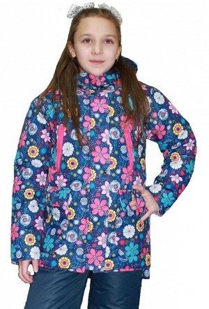 Куртка для девочек демисезонная