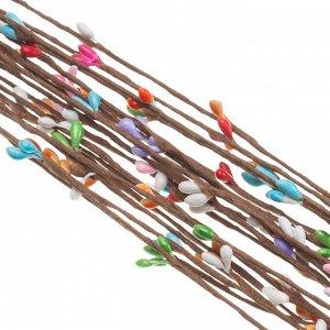 Ветка с почками, цвет микс, длина ок.65см