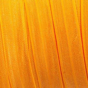 Лента эластичная темно-желтая, ширина 15мм