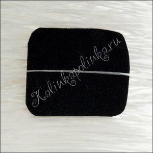 Нить силиконовая волокнистая (спандекс) белая, диам. 0.5мм, ОПТ Нить силиконовая волокнистая (спандекс) белая, диам. 0.5мм