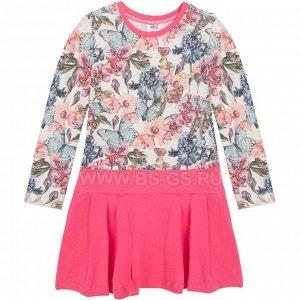 "Платье Pink ""Butterfly"" розовое для девочки"
