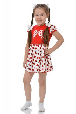 Алиса бантик платье детское