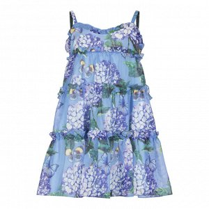 STIL/Сарафан СА-1123-68 Blue flowers