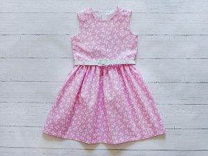 Платье детское ПД-120 розов.