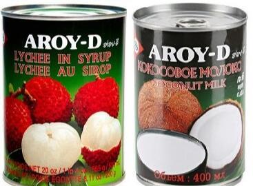 ✔Бакалея ✅ Скидки❗❗❗Огромный выбор❗Выгодные цены🔥 — Экзотические фрукты в сиропе, кокосовое молоко — Ягоды и грибы