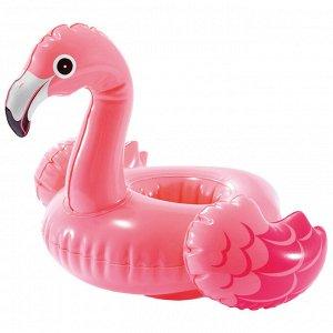 Набор держателей для напитков плавающий «Фламинго», 20 х 25 см, от 2 лет, 3 шт., 57500NP INTEX