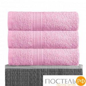 Розовый 50х90 Полотенца махровое 1 шт BAYRAMALY