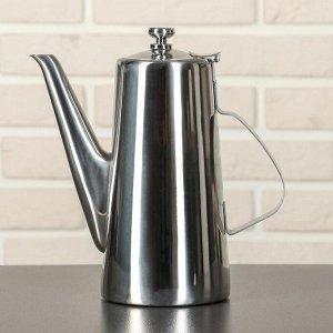 Чайник «Султан», 1,5 л, 17?11?23,5 см, фиксированная ручка