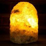 """Соляная лампа """"Феерия Гора большая"""". цельный кристалл. 20 см. 4.5 кг"""