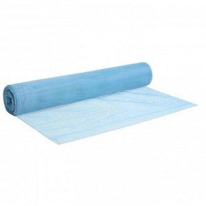 Сетка антимоскитная для окон и дверей, ширина — 75 см, цвет синий (в рулоне 50 м)