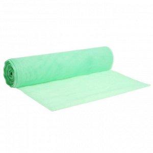 Сетка антимоскитная для окон и дверей, ширина — 150 см, цвет зелёный (в рулоне 50 м)