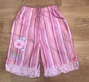 Штанишки светло-розовые