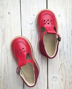 Туфли ясельные 14 размер