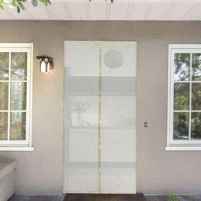 Мебельная и оконная фурнитура — Занавесы от насекомых — Двери, окна, лестницы