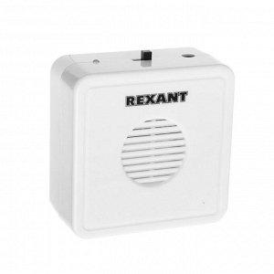 Отпугиватель грызунов REXANT 71-0013, ультразвуковой, на батарейках