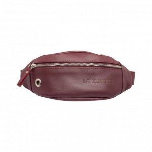 Lakestone Женская поясная сумка Bisley Burgundy