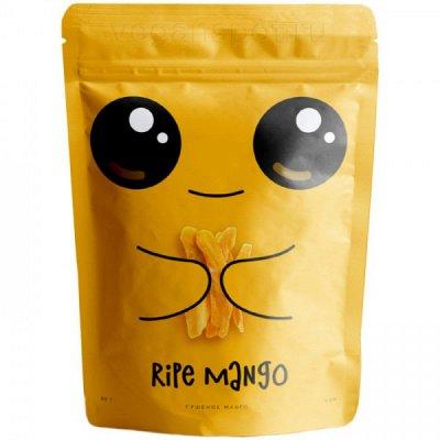 Кофе из Японии. Дриппакеты - это удобно! — Манго сушеный, молоко кокосовое — Сухофрукты