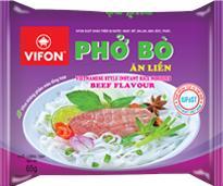 Рисовая лапша Фо Бо со вкусом говядины 60гр
