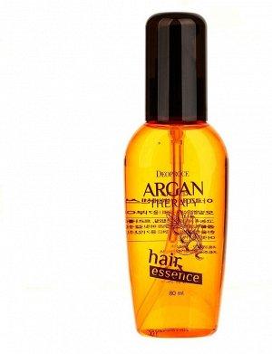 DEOPROCE ARGAN THERAPI HAIR ESSENCE DEOPROCE 80 ml Масло-сыворотка для волос Аргановое масло