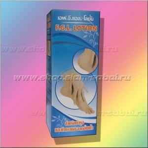 Специальный лосьон для педикюра и солевое мыло
