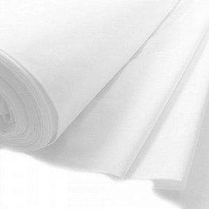 Ткань на отрез бязь отбеленная 120 гр/м2 150 см