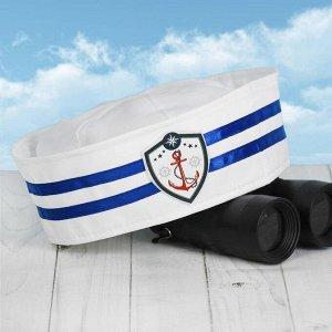 Шляпа юнги «Дальнее плаванье», взрослая