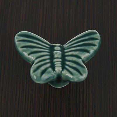 Мебельная и оконная фурнитура — Ручки с керамикой — Мебельная фурнитура