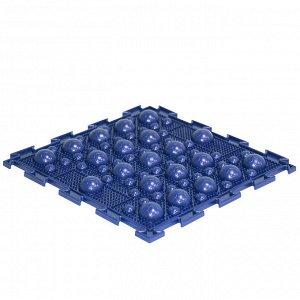 Детский массажный коврик «Орто», 8 модулей, набор «Футбол», МИКС