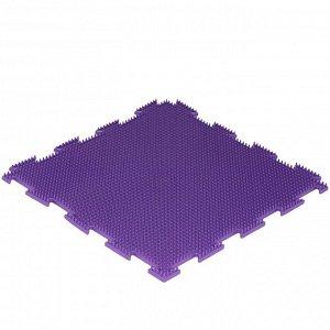 Детский массажный коврик «Орто», 8 модулей, набор «Акупунктурный», МИКС