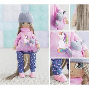 Интерьерная кукла «Лора», набор для шитья, 18 ? 22.5 ? 2.5 см