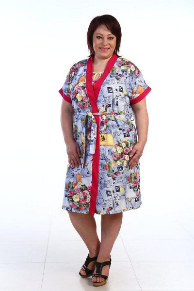 Новое Кимоно 2021   — распродажа(2) — Сорочки и пижамы