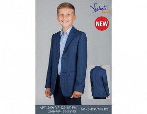 Пиджак для мальчика старшая школа 2690-VP-159-BY-PS