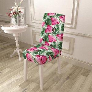 Чехол для стула Арбузы