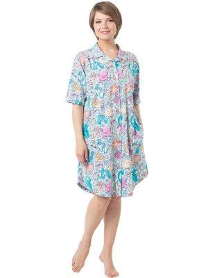 N098-3 Платье женское (46-62 р) (46) 4680408083674   46