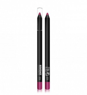 .Lux  карандаш  для губ PIN UP  matt   NEW!! 210 shock