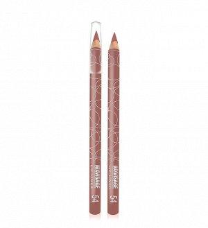 .Lux    карандаш  для  губ   тон  54 коричнево розовый