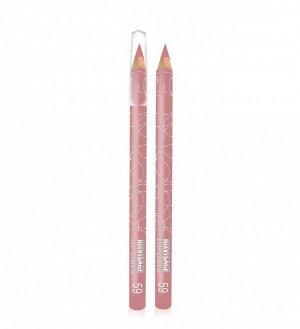 .Lux    карандаш  для  губ   тон  59 пепельная роза