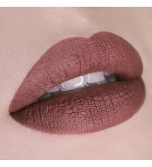.Lux    карандаш  для  губ   тон  55  коричнево - бордовый