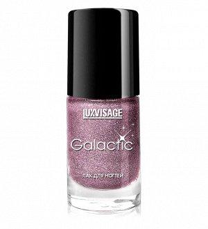 LUXVISAGE Лак для ногтей Galactic,  тон 215 розовый закат