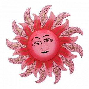Панно настенное WIDA30-8002-1 оберег на счастье Солнце 30см