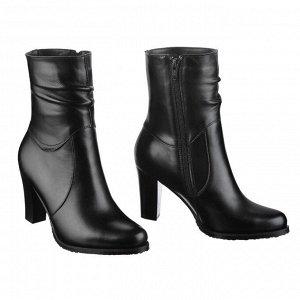 Ботинки высокие женские. Модель 3142 б эк (демисезон)