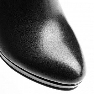 Ботинки женские на платформе. Модель 3203 б (демисезон)