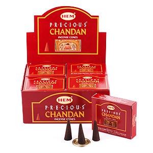 Драгоценный Чандан (Precious Chandan), HEM, 10 конусов