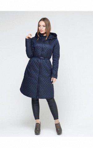 Демисезонная женская куртка CW18C132CW (587 т.синий)